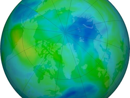 Protecting the ozone layer is delivering vast health benefits