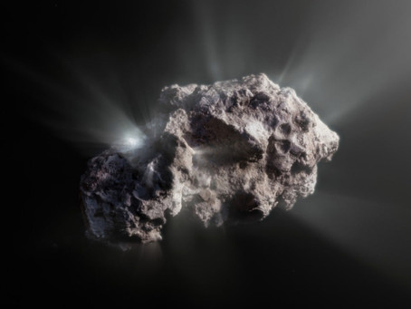 Comet 2I/Borisov id the most pristine visitor from outer space ever observed