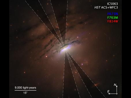 Galaxy IC 5063