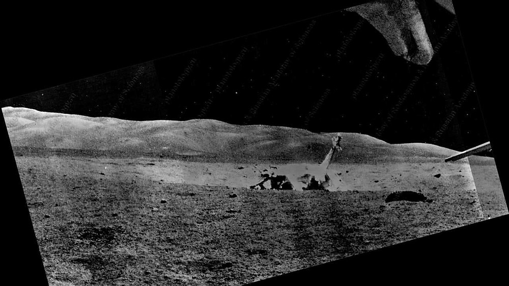 Luna 21 was launched in 1973 by the Soviet Union's Lavochkin Association. It successfully delivered the Lunokhod 2 rover to the surface of the Moon. Luna 21 was sent to the Moon to observe solar X-rays, measure local magnetic fields, and study the mechanical properties of the lunar soil. Image: NASA/Russian Academy of Science
