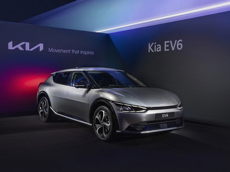 Electric crossover Kia EV6 will soon appear in Russia officially