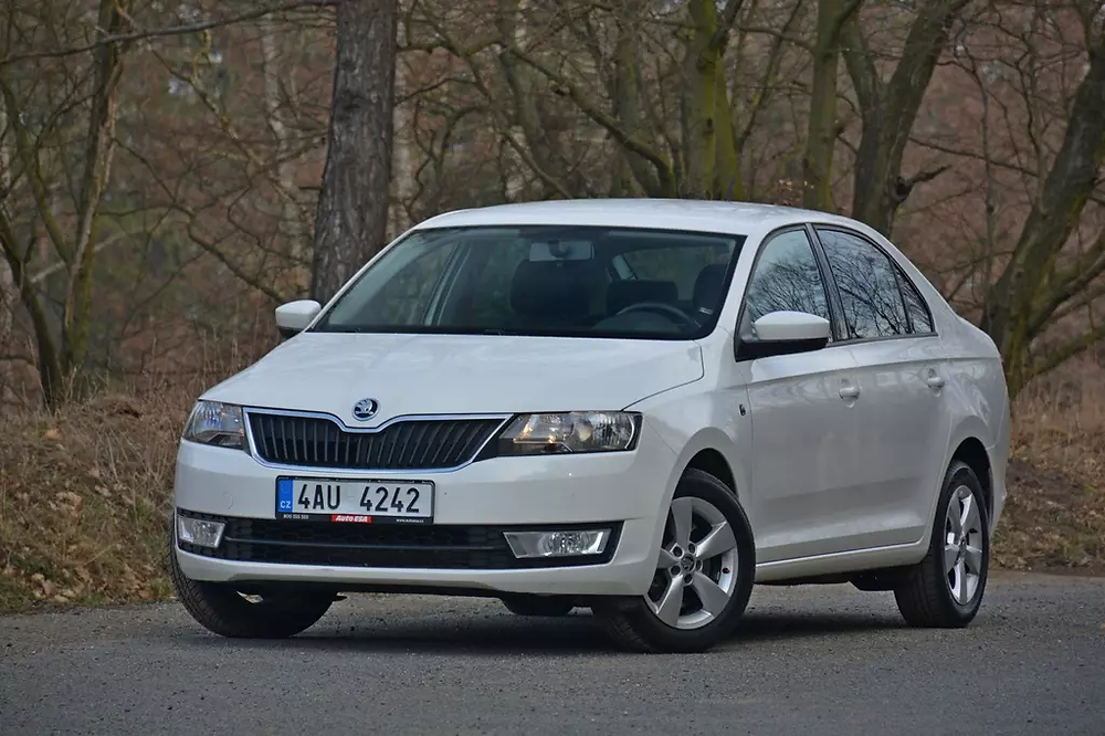 The first Rapid is also much better and more reliable than it is said to be. This is especially true for the extended 1.2 TSI engine, which is no longer bothered by mediated problems with the timing chain
