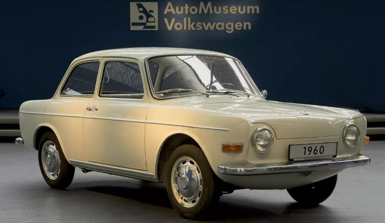 EA97 (1960) was very close to replacing the original Beetle