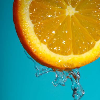 freshy orange by natsha watchareepan daniel