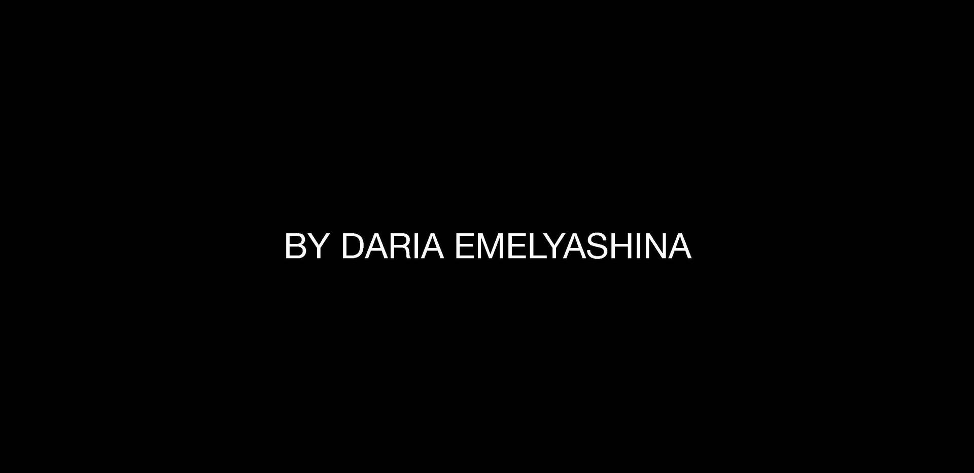 Lonliness in a Big City_Daria Emelyashin