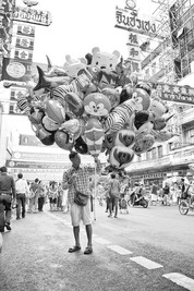 Pokemons in China Town