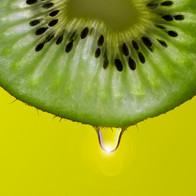 driping kiwi by natsha watchareepan daniel