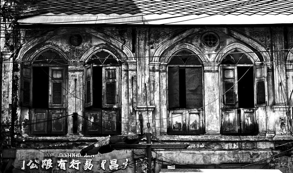 Around China Town