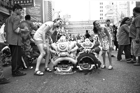 Lion Girls