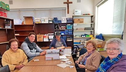 Hawthorn Parish volunteers