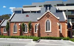 St Joseph's church Hawthorn
