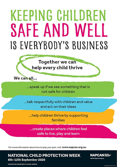 NCPW2020_Keeping Children Safe and Well
