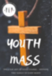 YEP Youth Mass at OLGC
