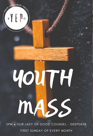 YEP Youth Mass at OLGC