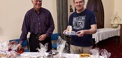 Vinnies hawthorn fundraising cake stall