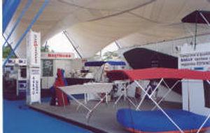 Estande Boat Show 1998