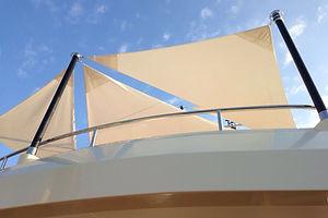 Shade sails | velas de sombreamento