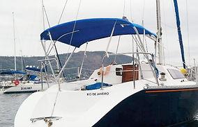Capoa para veleiro - bimini