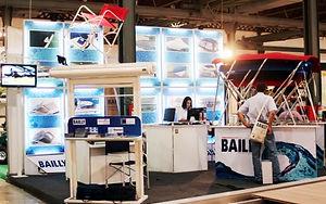 Estande no Rio Boat Show 2013