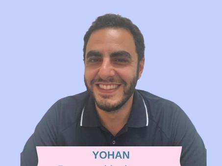 PAROLE À NOS EXPERTS : Yohan, Responsable de centre chez Ophta Medical