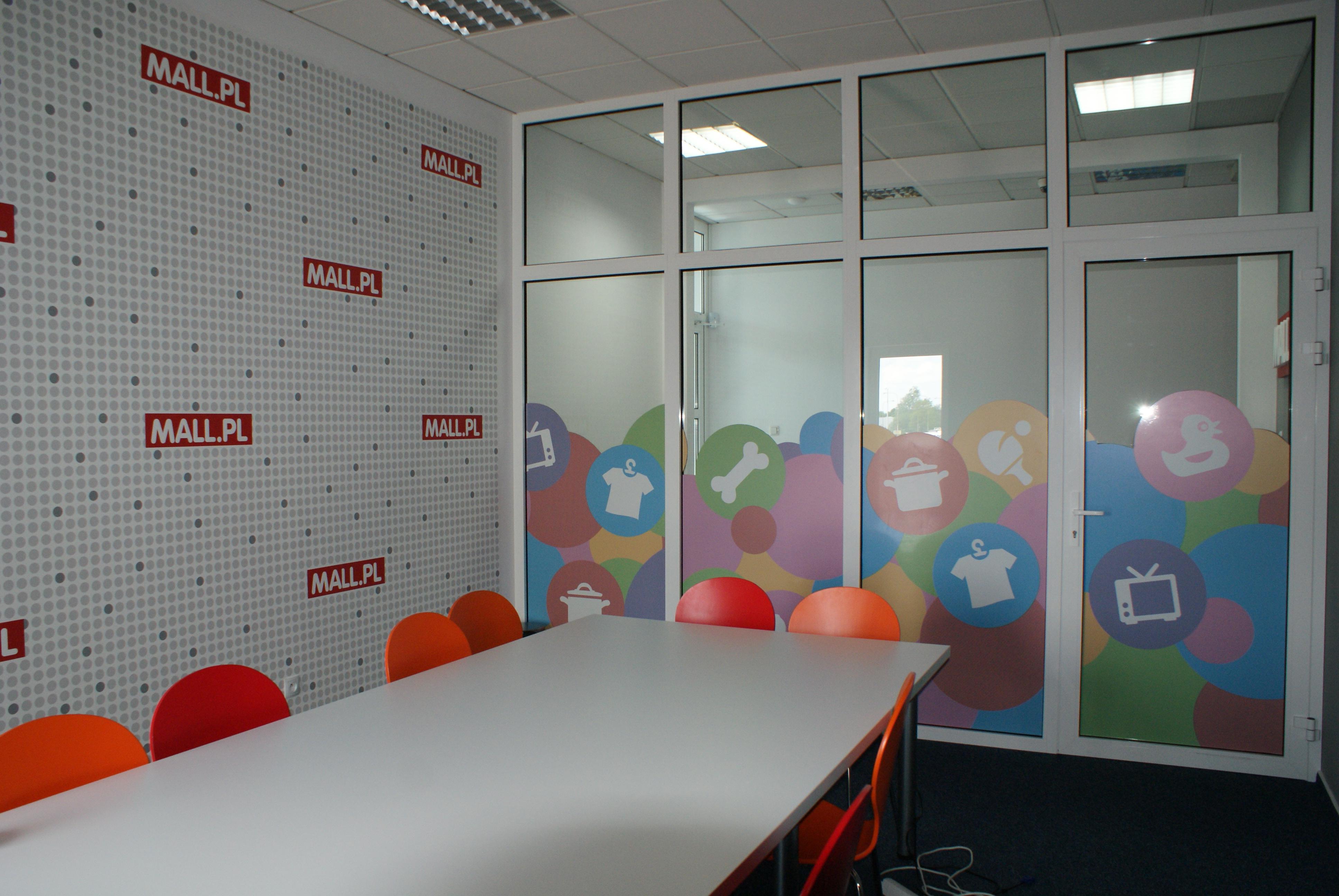 Projekt biura firmy Wrocław