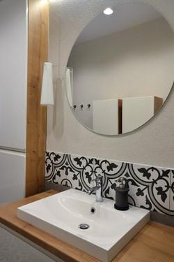 Projekt łazienki Wrocław 3