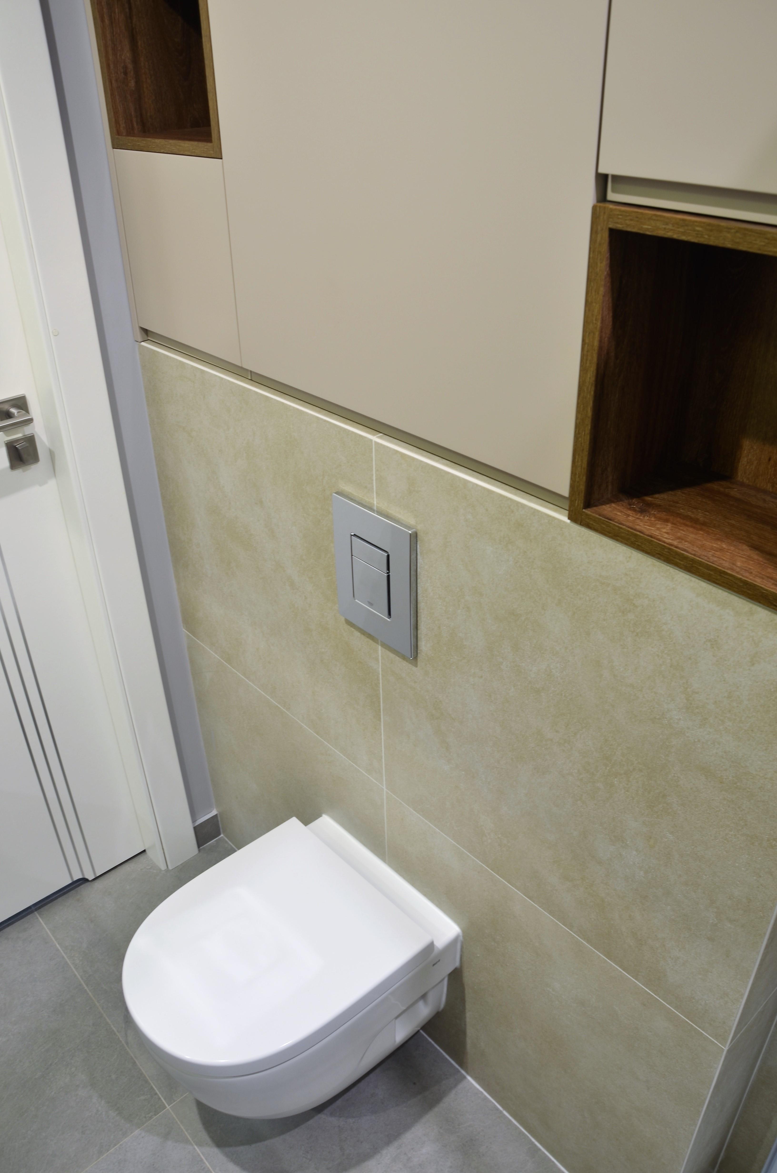 Aranżacja małej łazienki 2