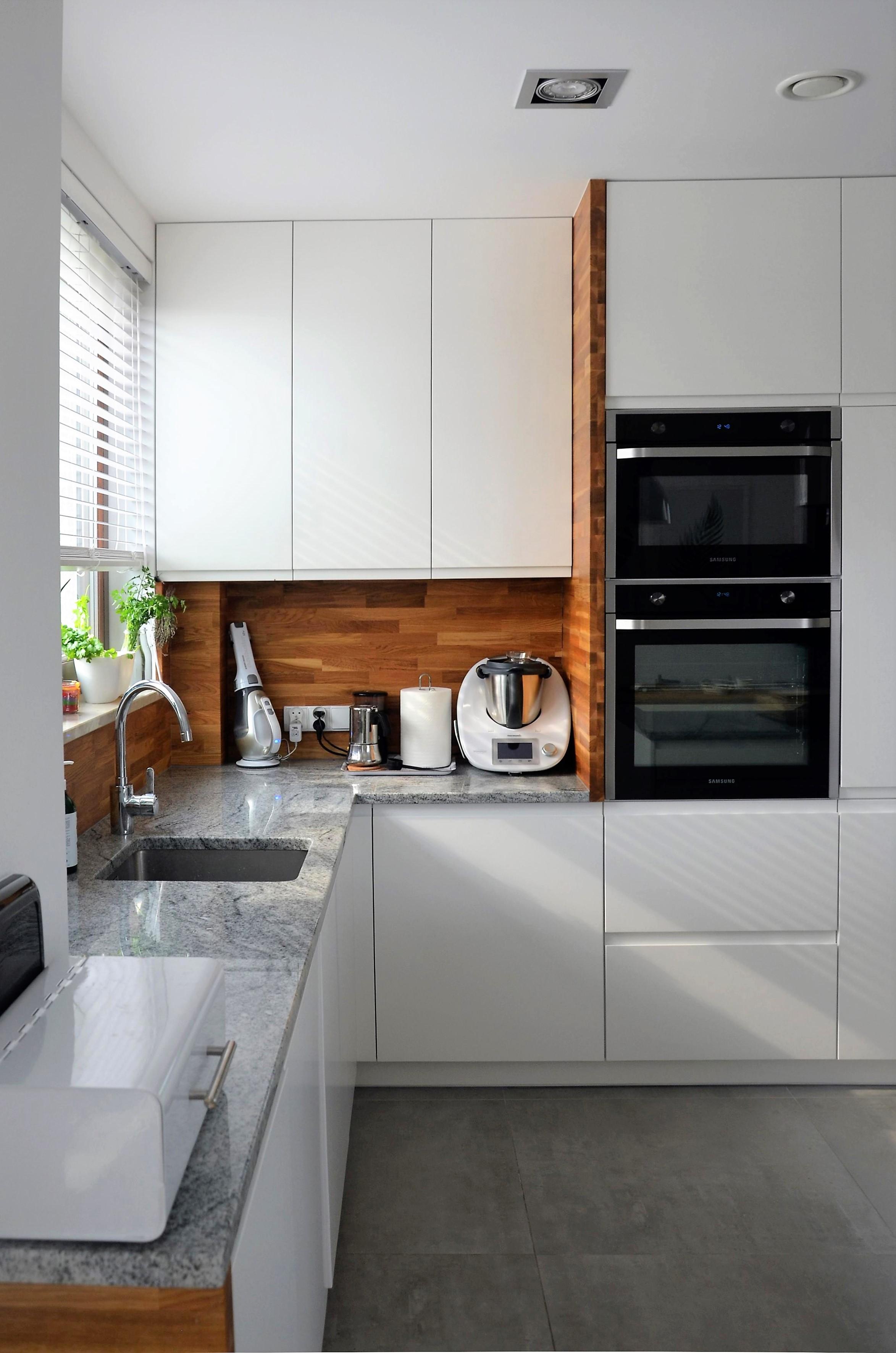 Projekt otwartej kuchni w domu