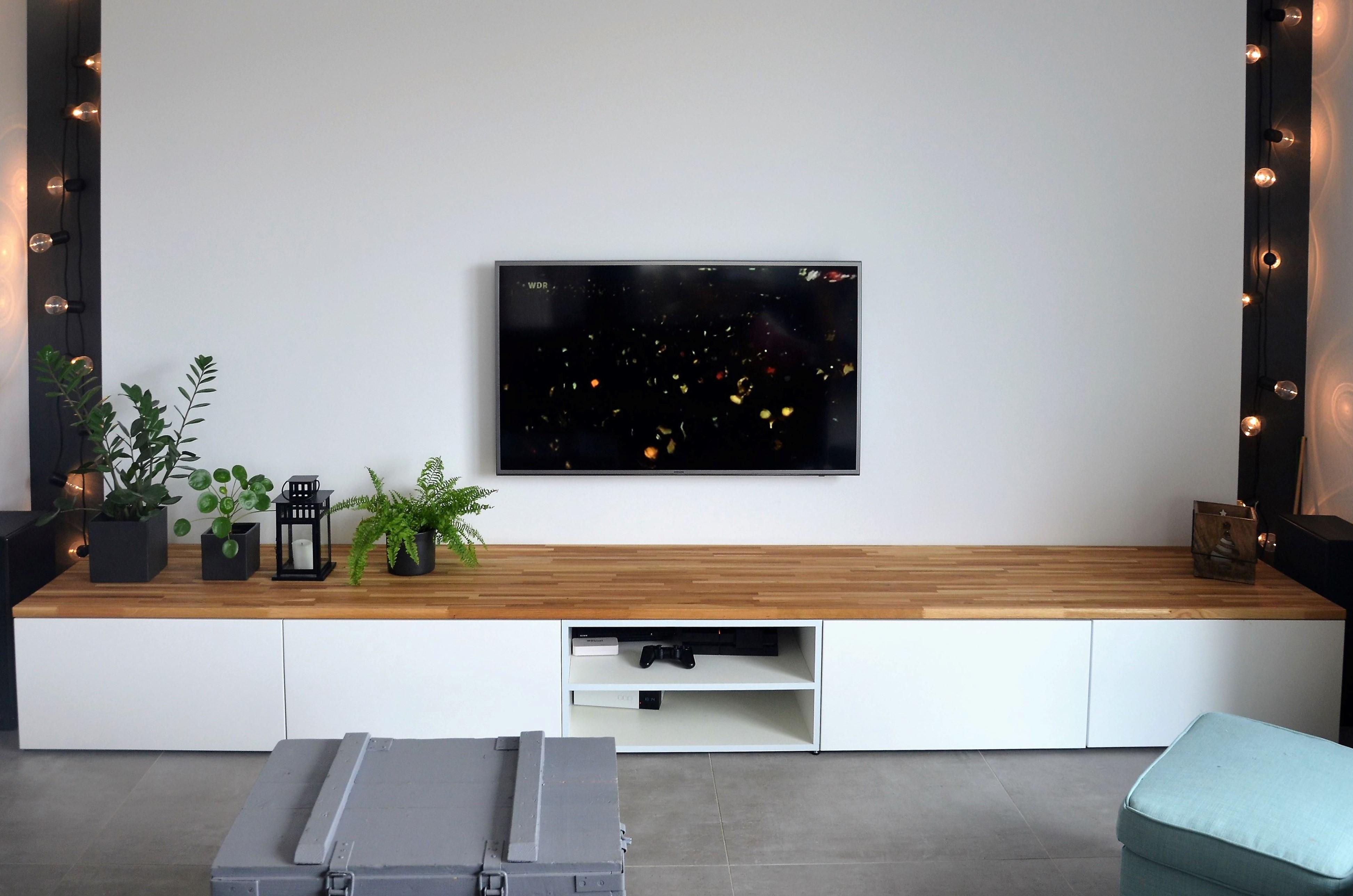 Miejsce na telewizor