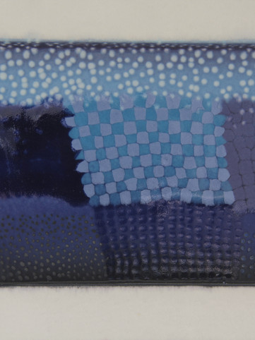 Blue Evening II (Detail)