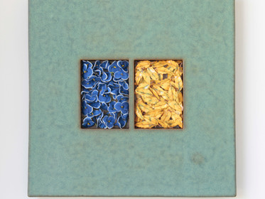 Blue/Green VII