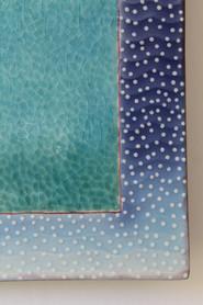 Snowy Night/Quiet Pool (Detail)
