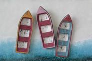 Red, Pink, Orange, Blu (Detail)