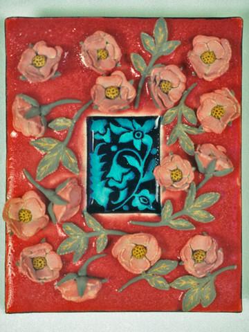 Illuminated Page VII