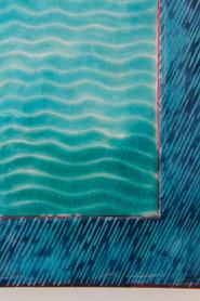 Blue Rain/Calm Pool (Detail)
