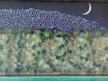 Night Spring and Fall (Detail)