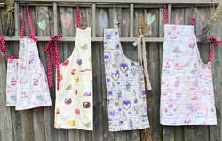 French. aprons