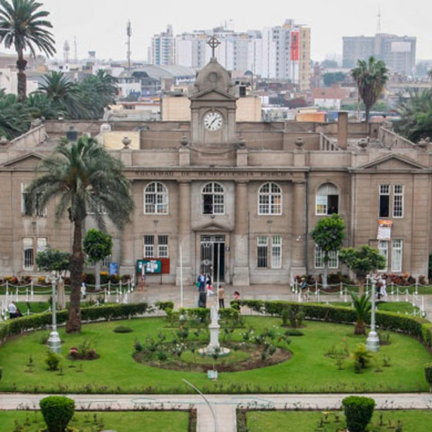 Yellow Fever in Lima