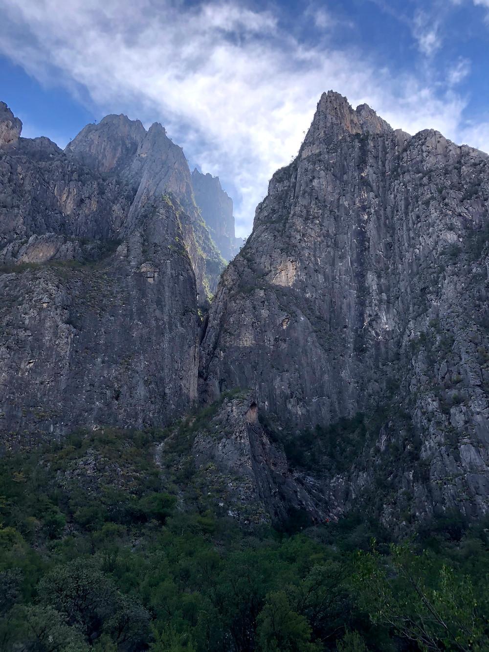 climbing, mountains