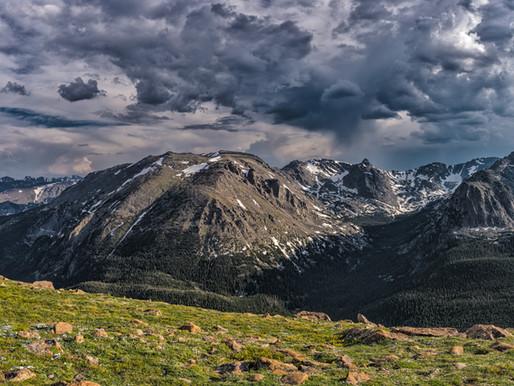 The Best Scenic Drives From Estes Park, Colorado