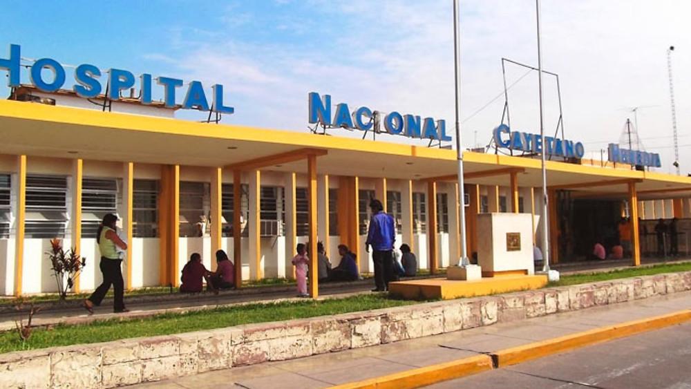 Hospital in Lima, Peru