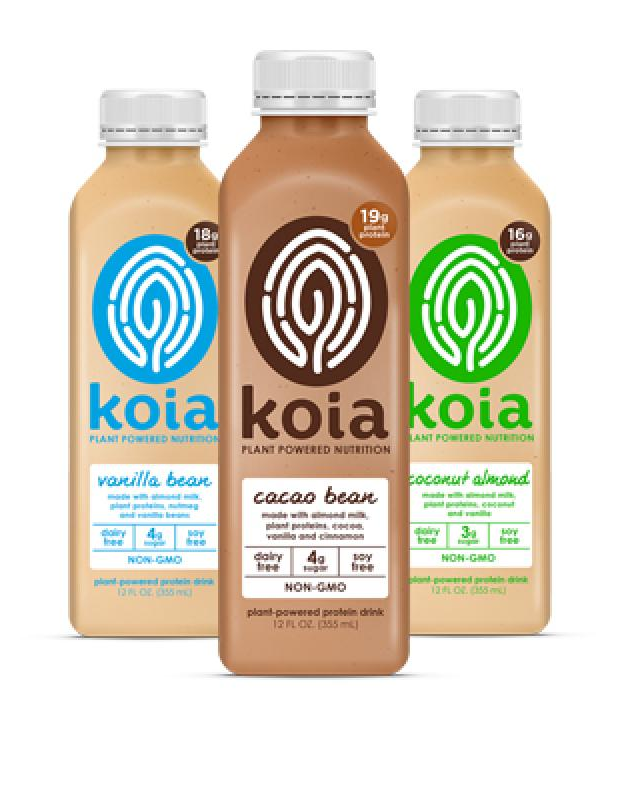 How Koia went from 40 to 400 stores overnight