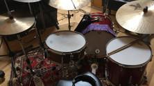 Recording in Pickman Hall