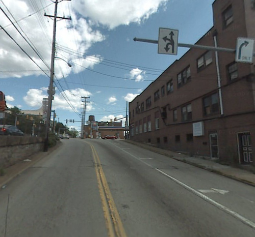 Pittsburgh's Nonsensical Roads