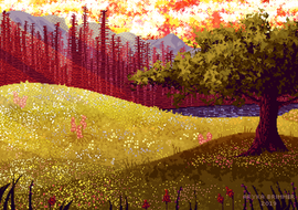 Sunset Meadow