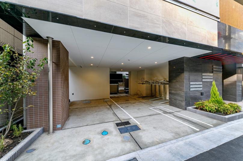 K3ビル 駐車場・駐輪場