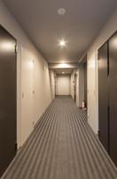 DHビル 共用廊下
