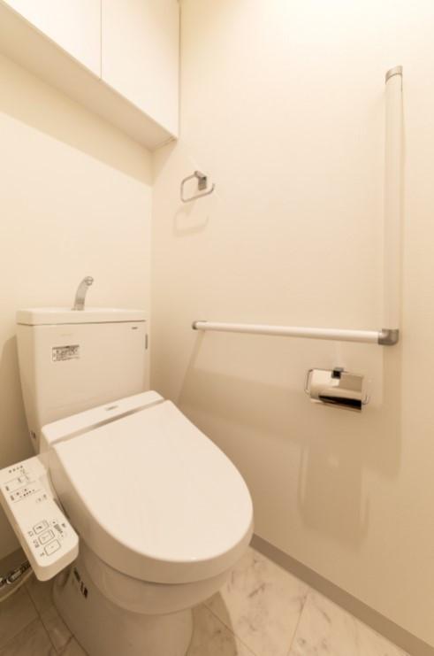 DKビル Cタイプ トイレ