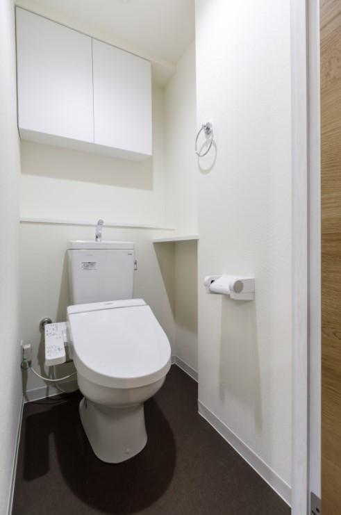 H2ビル トイレ2