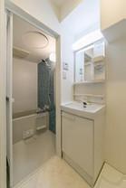 DHビル Dタイプ 洗面、浴室